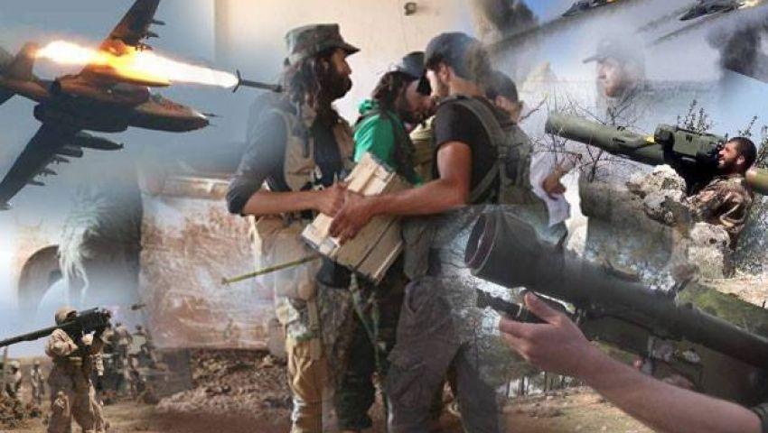 صورة امتلاك الجيش الحر لمضادات طيران.. مسألة وقت