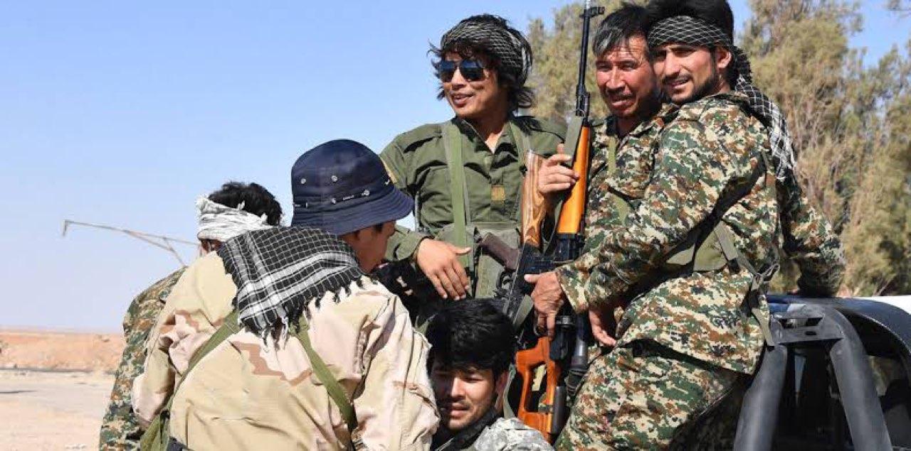 صورة الثوري الإيراني يطوق البوكمال بعد اشتباكات مع دفاع الأسد الوطني