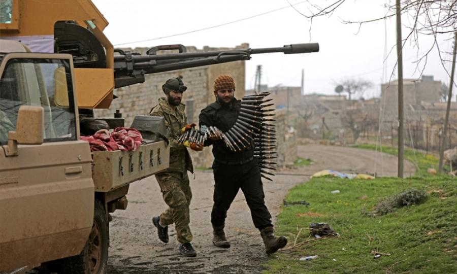 صورة قيادي: تركيا قد تنسحب من أستانا لصالح تحالف عسكري مع أمريكا حول سوريا
