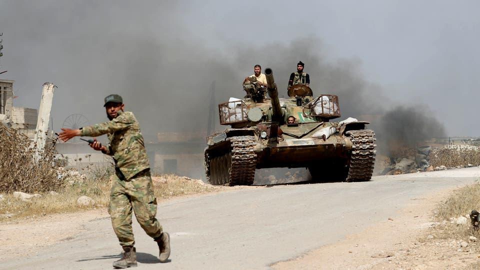صورة ثلاث نقاط إيجابية في معركة حماة تُحسب لفصائل المعارضة.. تعرف عليها