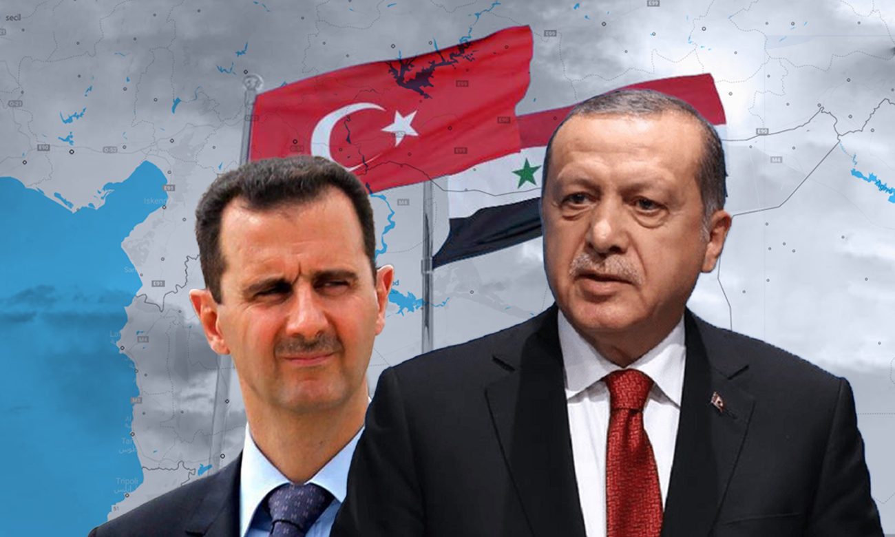 صورة هل هناك تطبيع للعلاقات بين النظام السوري وتركيا؟