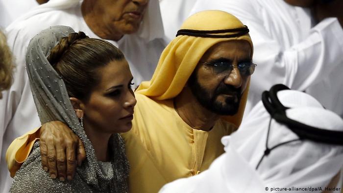 صورة تقارير: هروب زوجة حاكم دبي وتقديمها للجوء في ألمانيا