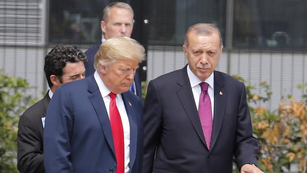 صورة أمريكا: ننسق مع تركيا لإسقاط بشار الأسد