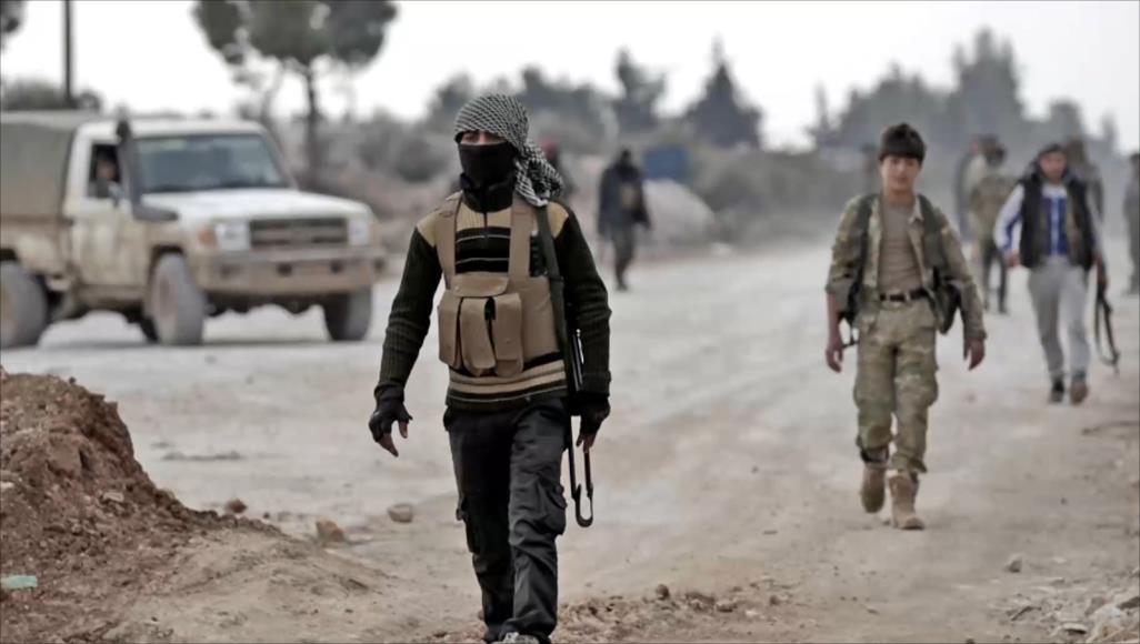 صورة عبر هجوم هو الأول من نوعه ضد النظام السوري.. تنظيم الدولة يظهر مجدداً في درعا