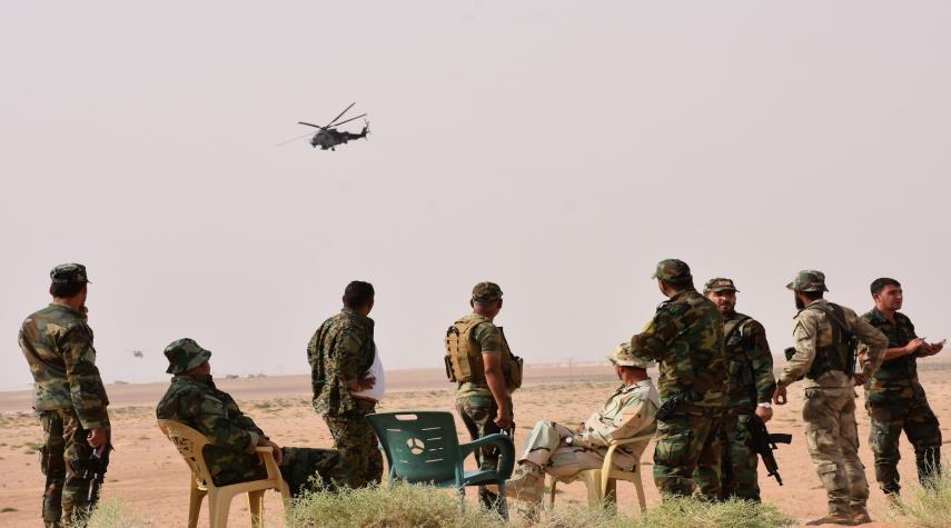 صورة تعزيزات روسية هائلة إلى سوريا