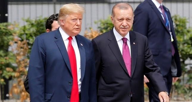 """صورة أزمة إس- 400.. ترامب يحمل """"أوباما"""" مسؤولية الأزمة مع تركيا"""