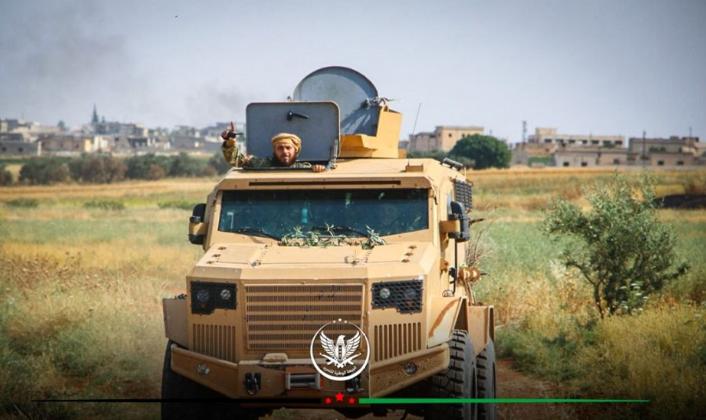 صورة لأول مرة منذ تدخلها العسكري في سوريا.. روسيا تتحول من الهجوم للدفاع وخسائر ميليشياتها بالعشرات