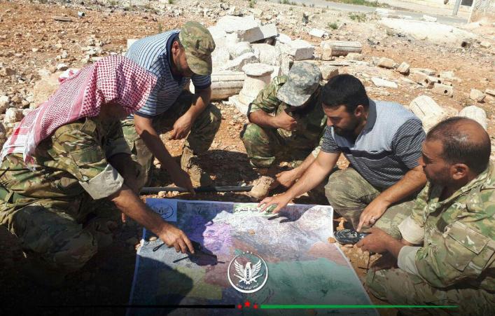صورة الحرب مختلفة هذه المرة بريف حماة.. المعارضة تهاجم والنظام يدافع