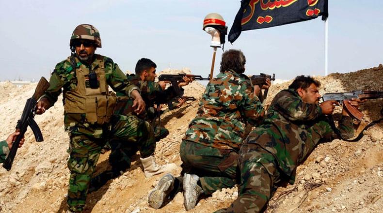 صورة هل بدأ جيش الأسد القتال ضد طهران؟