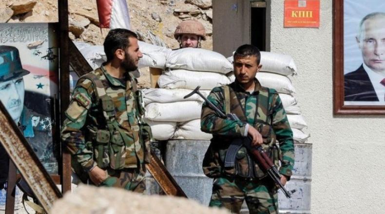 """صورة المجلس الإسلامي السوري: الانضمام لجيش الأسد """"حرام شرعاً وإعانة للكافر""""- شاهد"""