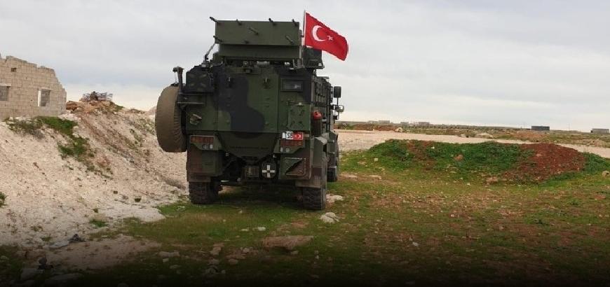 صورة سوريا.. جيش الأسد يهاجم التركي.. وروسيا تتدخل