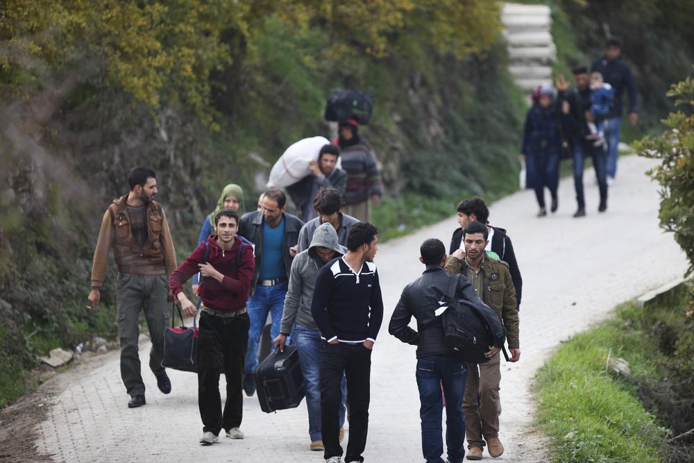 صورة 1.4 مليار يورو مساعدة أوروبية للسوريين في تركيا
