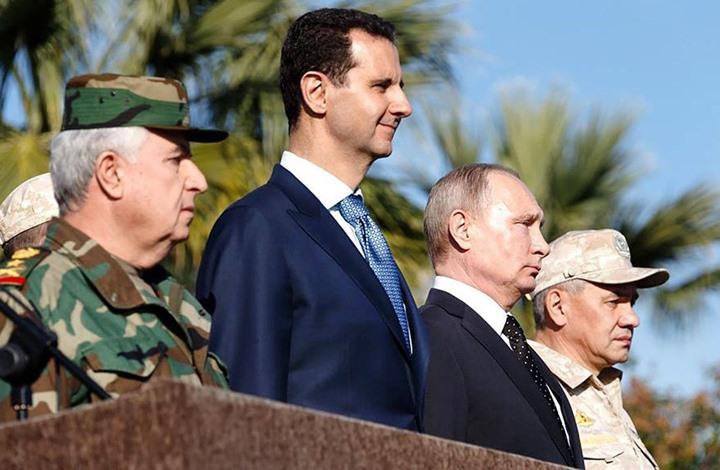 """صورة تركيا لـ """"روسيا"""": اضبطوا بشار الأسد"""