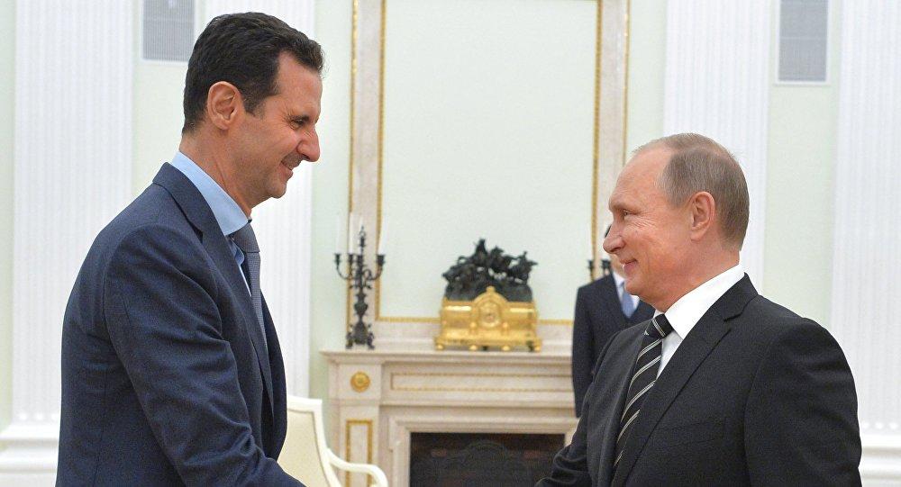 """صورة محاكم روسية تسقط """"قرارات عفو"""" أصدرها الأسد"""