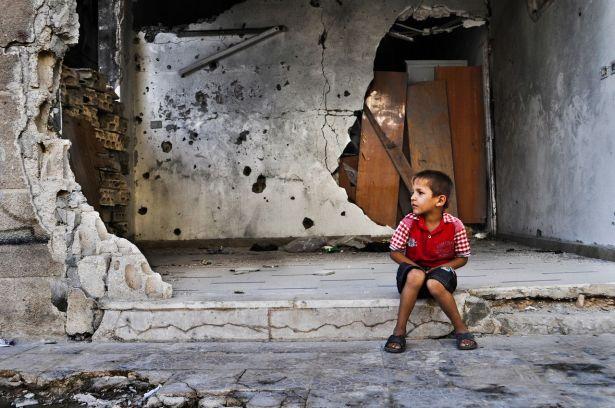 صورة الحرب السورية.. أكبر من إقليمية