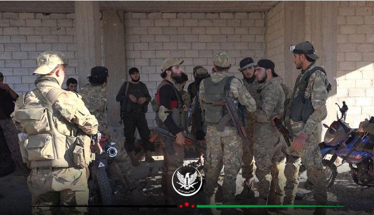صورة المعارضة السورية تنتزع مناطق حيوية جديدة بريف حماة
