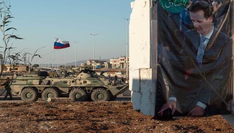 """صورة حمص..""""سرايا المقاومة"""" ضد الأسد!"""