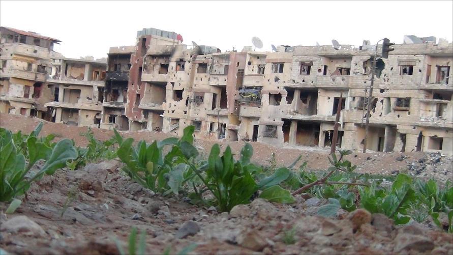 صورة معضمية الشام بريف دمشق.. بين مخالب ماهر الأسد وأنياب مخابرات بشار