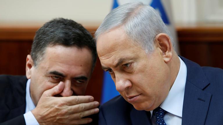 صورة بالصور.. وزير خارجية إسرائيل يزور الإمارات