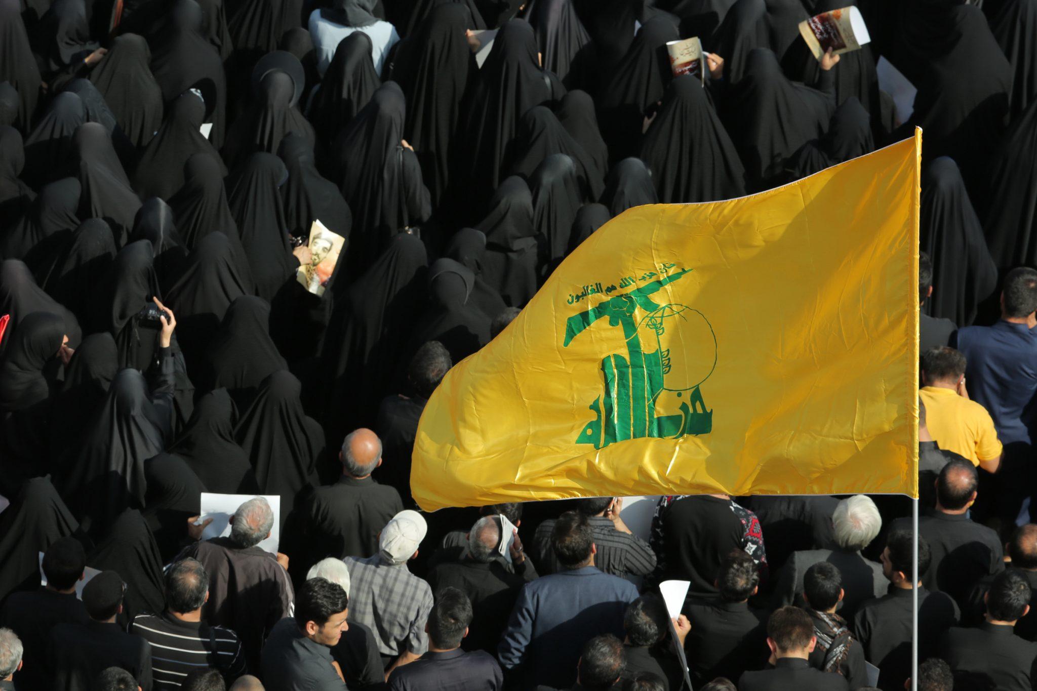 """صورة حزب الله: لا نشارك بمعارك """"إدلب"""""""