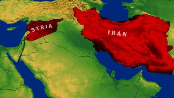 صورة تحرك إيراني خطير في سوريا