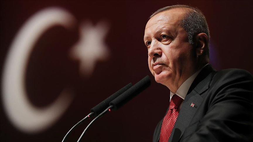 """صورة أردوغان: سندمر """"الممر الإرهابي"""" شرق الفرات.. وهذا ما قاله عن أمريكا"""