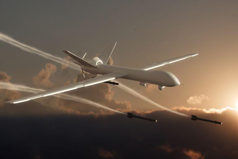 صورة الطائرات المسيرة..سلاح الحروب المرعبة