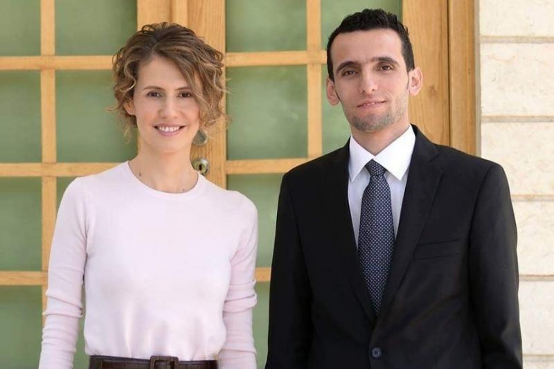 """صورة الأسد يطلق سراح """"وسام الطير"""".. ويقتل والده!"""