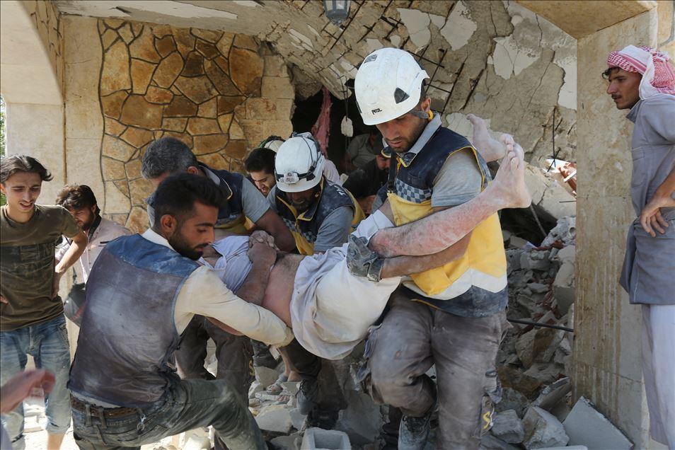 صورة كندا تندد بهجمات الأسد على إدلب.. وهذا ما طالبت به