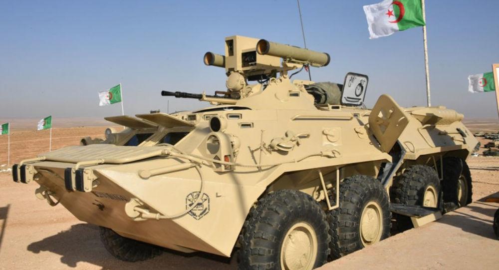 صورة روسيا تغزو الجيش الجزائري