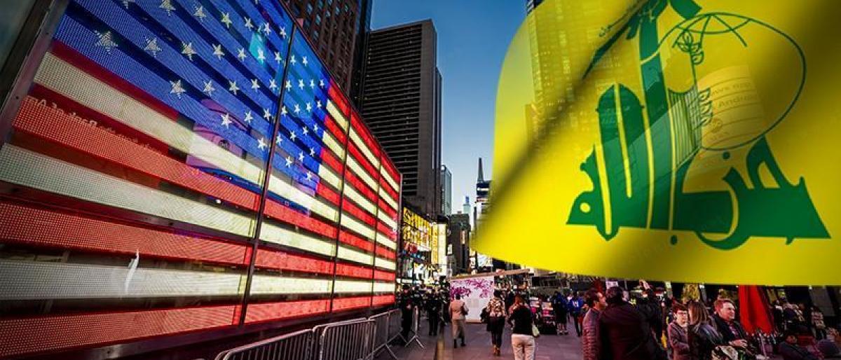 صورة مصادر حزب الله المالية بقبضة واشنطن