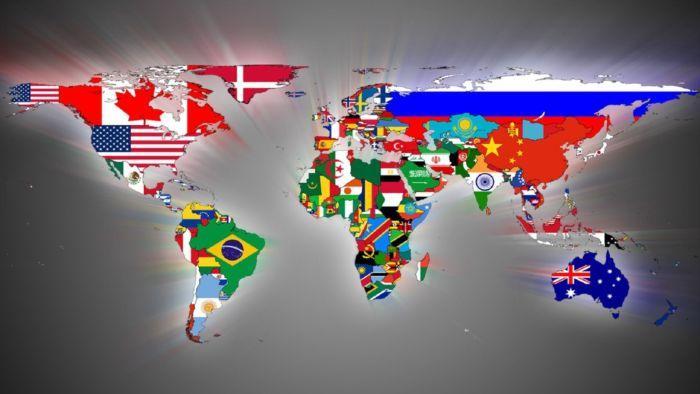 صورة كيف جاءت تسمية أشهر وأقوى دول العالم؟