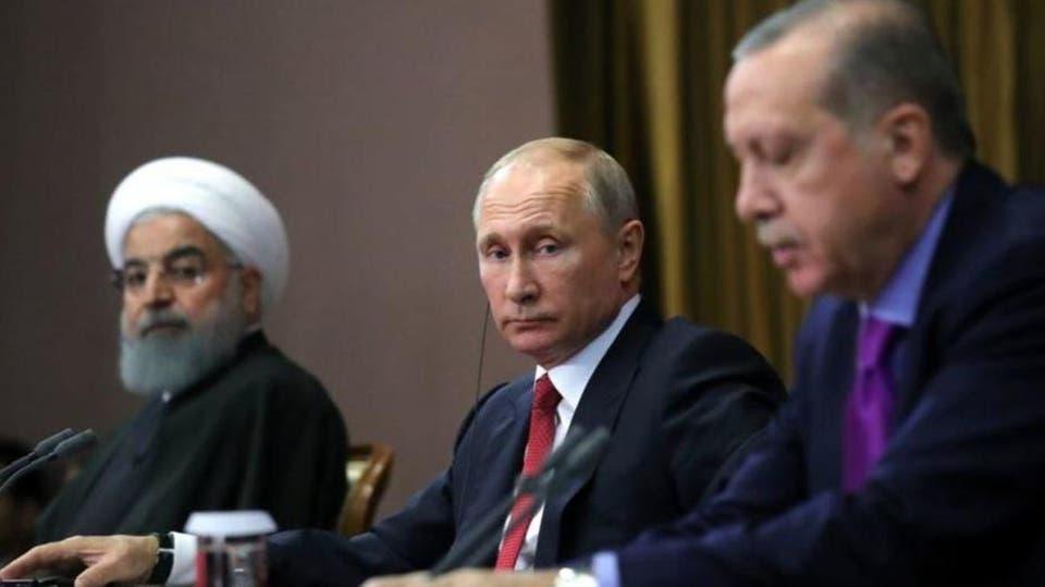 صورة قمة أنقرة الثلاثية وخفاياها .. هل انتهت الحـ.ـرب في سوريا؟