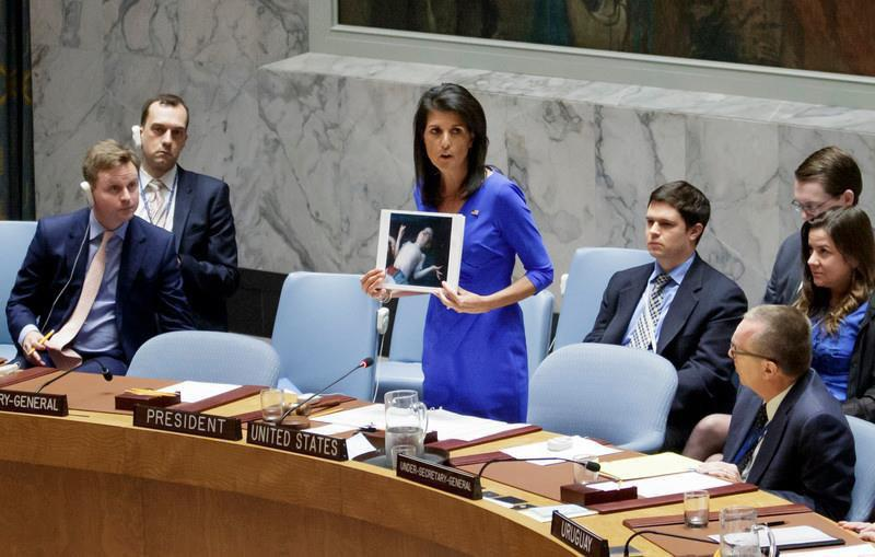 صورة أمريكا تمتلك 55 ألف دليل قاطع .. لماذا لا تحاسب الأسد؟!
