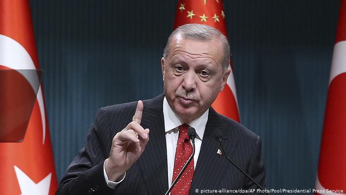 صورة شرق الفرات.. أردوغان: مهلة الأسبوعين بدأت