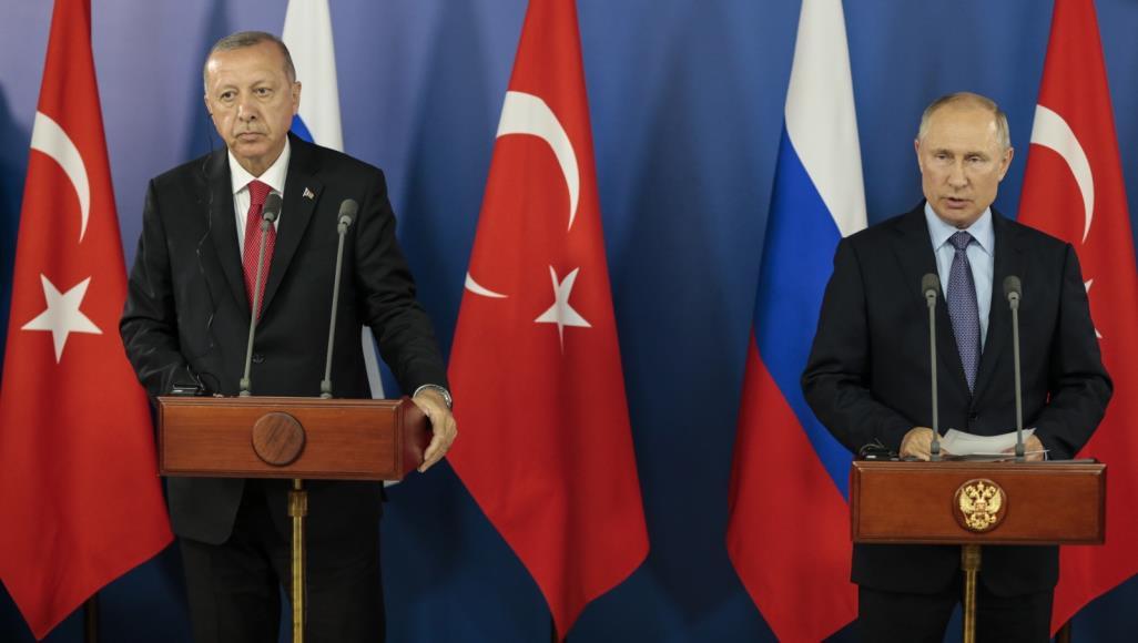 صورة هل باع أردوغان الثورة السورية؟