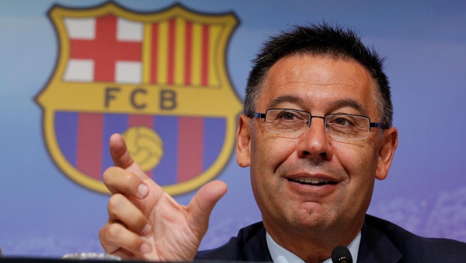 """صورة برشلونة يستعد لإعلان نغسه الفريق """"الملياري"""" الأول في العالم"""