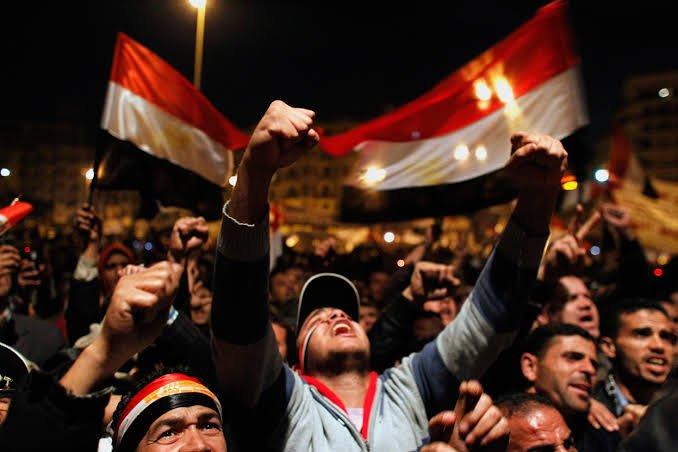 صورة مصر من أم الدنيا إلى أم ربيعها العربي!