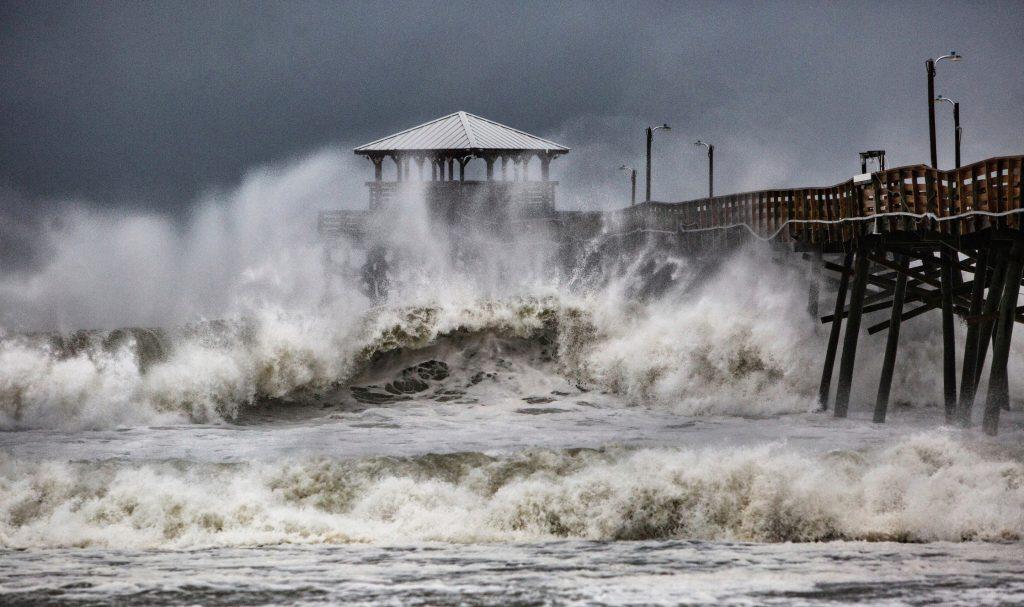 صورة ما طبيعة العلاقة الكـ.ـارثية بين الإعصار وأعماق المحيطات؟!
