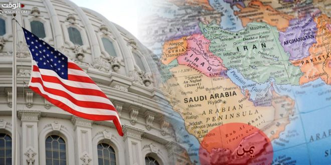 صورة أمريكا تتحضر لضـ.ـرب إيران والأخيرة تستعد