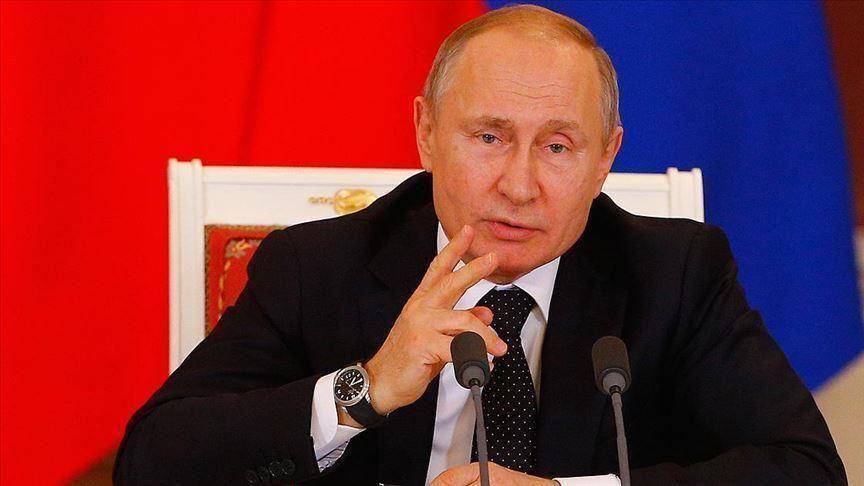 صورة القمة الثلاثية.. بوتين يتلو آية من القرآن الكريم! (شاهد)