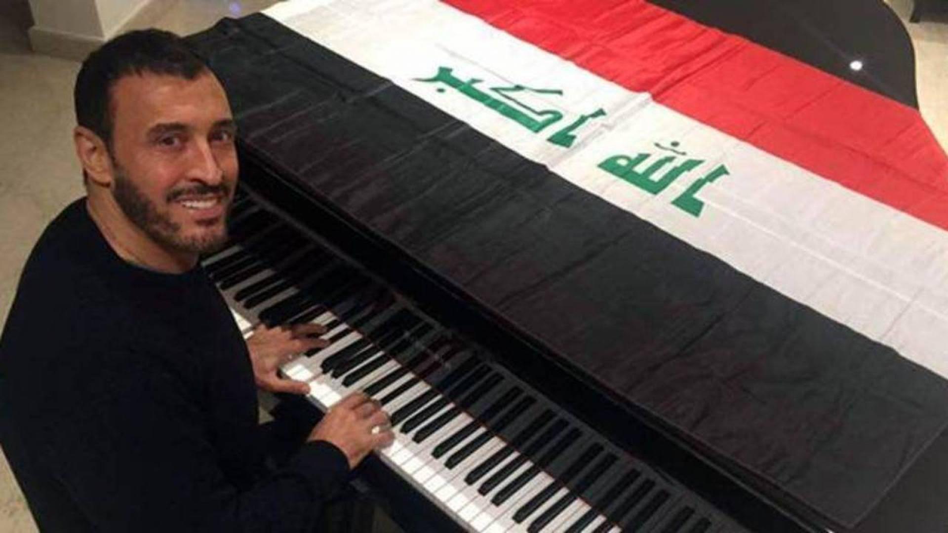 صورة كاظم الساهر ينضم لثورة العراقيين