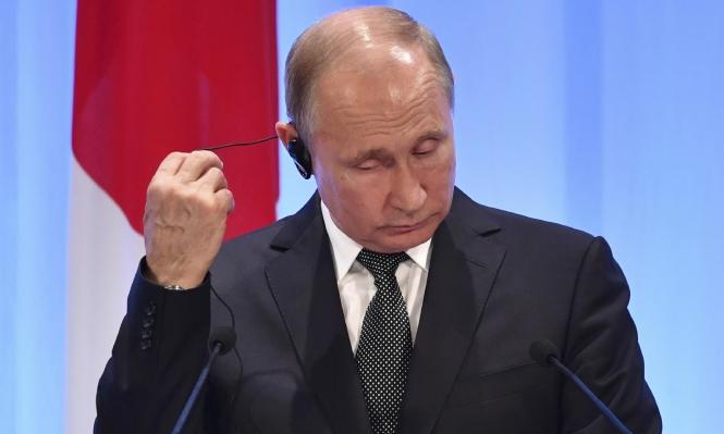 صورة بالفيديو .. بوتن يكشف عن سلاح روسي لا يمكن خرقه