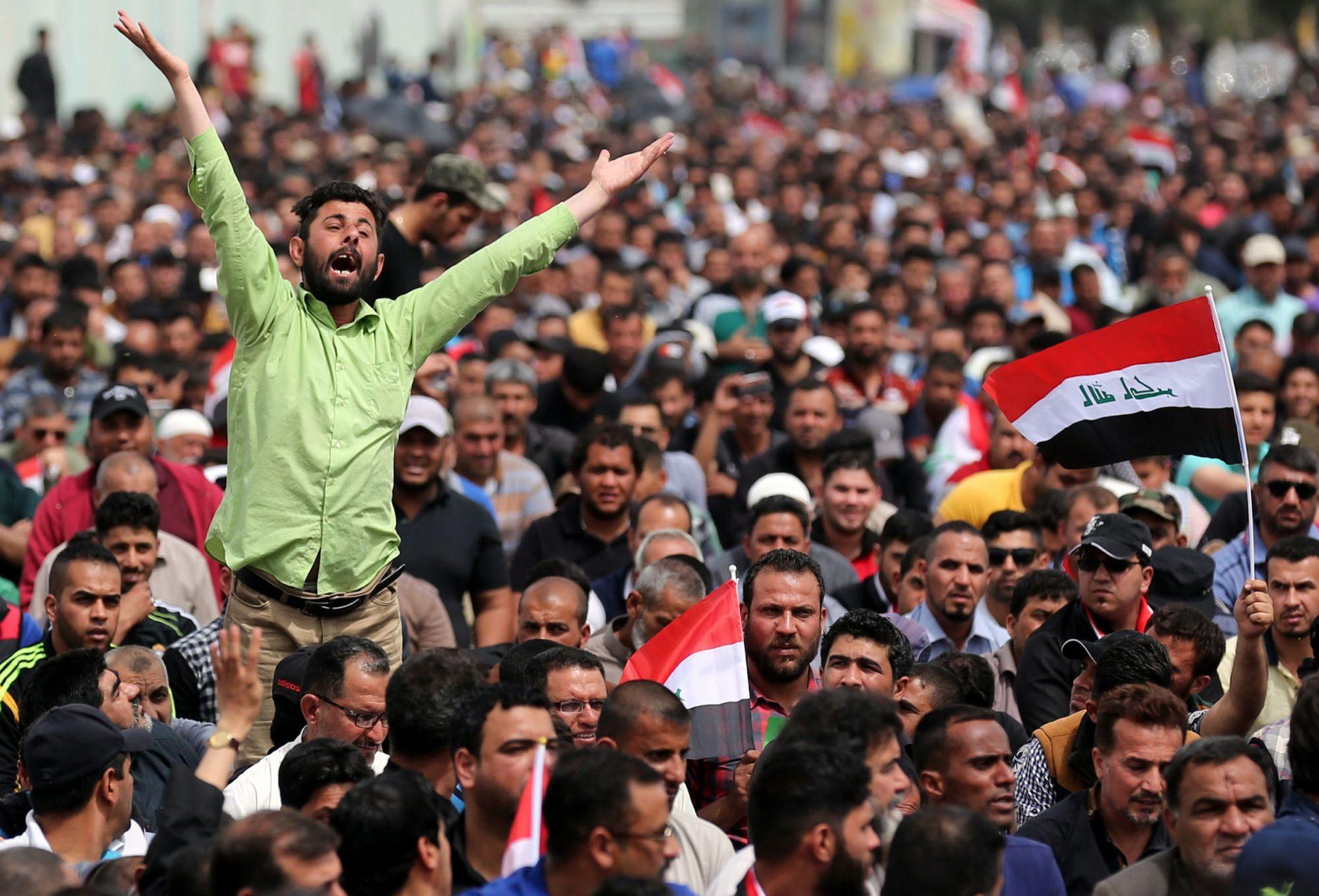 صورة قاسم سليماني.. رئيسا للعراق!