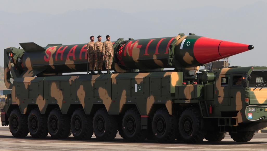 صورة ماذا سيحدث للأرض لو اندلعت حرب نووية باكستانية- هندية؟