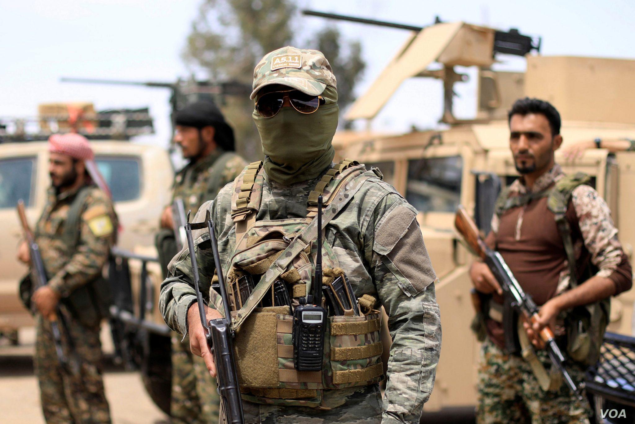 صورة بقوام 40 ألف مقاتل.. أوروبا قد تنشأ منطقة آمنة برعايتها في سورية!