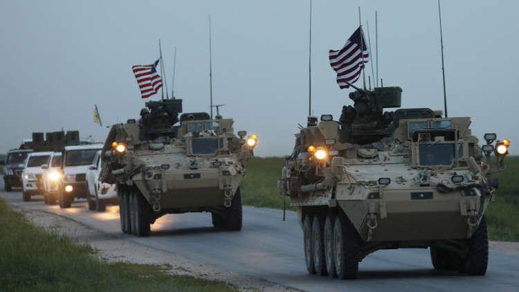 صورة بالفيديو .. مسؤول أمريكي يلمح لصدام عسكري مع الجيش الوطني