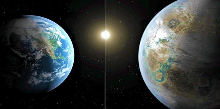 صورة هل ينجح العلماء بإكتشاف كوكب شبيه بالأرض؟!