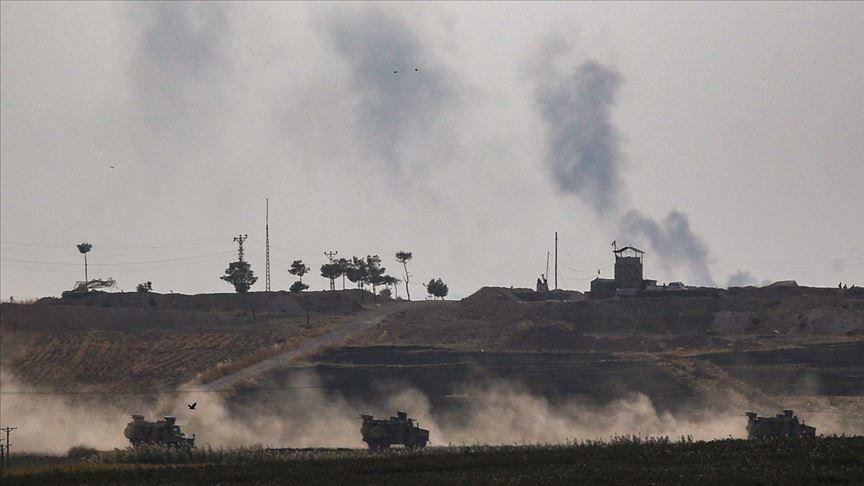 """صورة الجيش الوطني يعلن عن تحرير """"تل أبيض"""" شمال الرقة"""