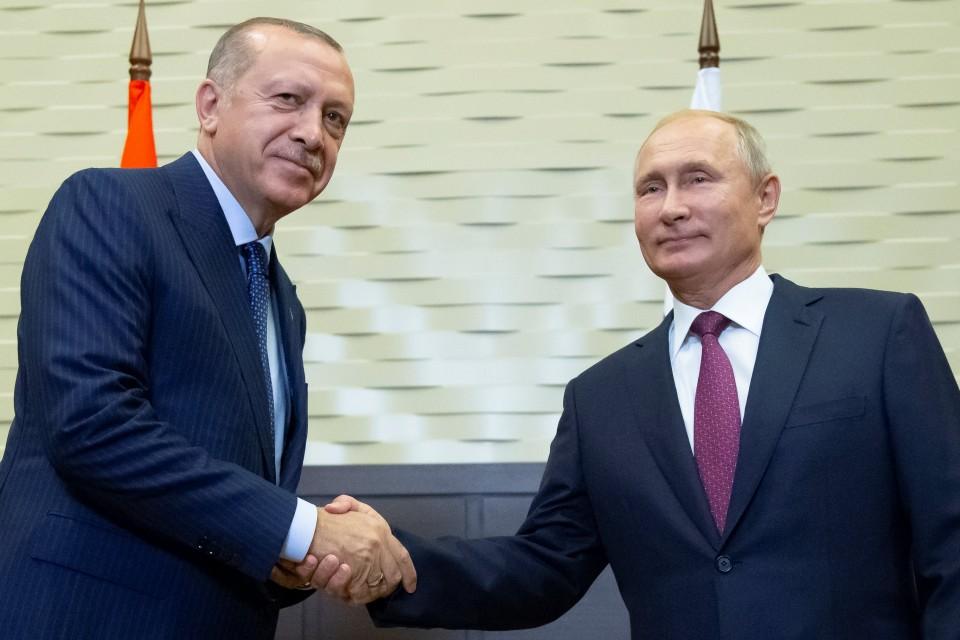 صورة الخلاف التركي- الروسي حول سورية يشتد.. والعلاقات تدخل مرحلة حرجة